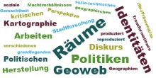 "Towards page ""Working group: Cultural, political and digital geographies (Glasze)"""